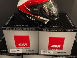 Givi Helmet LCR Limited Edition