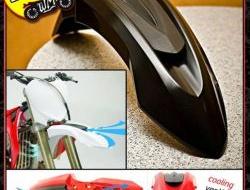 Fender supermoto design Polisport untuk dijual