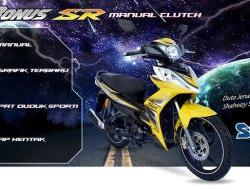 Sym Sport Bonus SR Manual Clutch