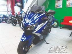 YAMAHA T-MAX 530 ABS USED TO LET GO