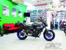 2014 Yamaha xj6-n used 2014 to let go