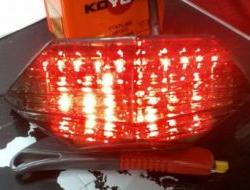 Kawasaki Ninja 250/z250 2013 integrated tail light