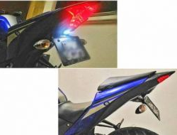 Yamaha R25 NINJA 250 Plate Holder With LED (Z250)