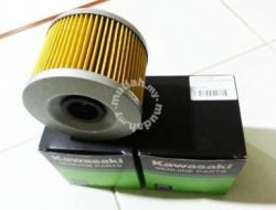 Kawasaki NINJA 250 2008 ZZR 250 Oil Filter