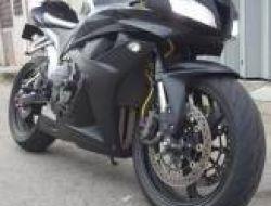 2007 Honda cbr600rr register 2014