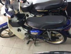 2000 Honda ex5 dream 100cc (wnt 1523 ) nak clear stock