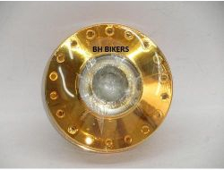 HUB FRONT & REAR Y125Z GOLD SET (SYS)