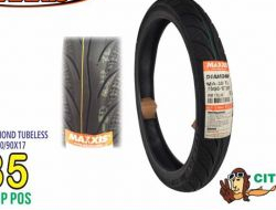 Share Save Maxxis Diamond MA-3D Tubeless Tyre 70/90X17
