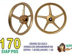 Honda EX5 Dream/Wave100 Denise 522 Sport Rim