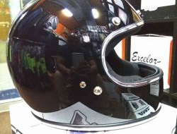 AMZ HELMET-EXCELOR RETRO FULL FACE