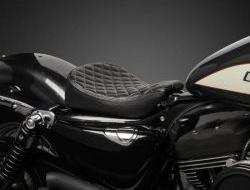 Harley Davidson Sportster Biltwell Sporty Seat Diamond