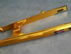 Swing Arm Alloy King Drag Gold Honda EX5
