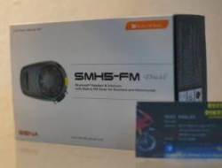Sena SMH5 Bluetooth Headset Dual Pack