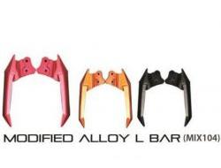 Honda RS 150 Modified Alloy L Bar 1/pc  ( mix104 ) oa.a