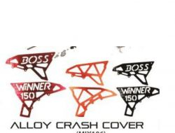 Honda Alloy Crash Cover 1/pc( mix106 ) mgo.n