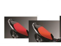 Honda RS 150 Seat Cover 1/pc  ( sc002 )mo.kw