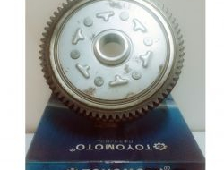 Honda EX 5 Clutch Sprocket with Housing yo