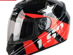 100% Original LS2 FF352 motorcycle helmet full face Size L (58/59cm)