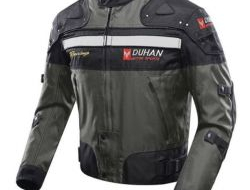 DUHAN Motorcycle Jacket Riding Armor Motocross Off-road Jacket Moto Men Windproof Clothing Motorbike Protector for Winter Autumn Size s
