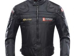 DUHAN Motorcycle Jacket Riding Armor Motocross Off-road Jacket Moto Men Windproof Clothing Motorbike Protector for Winter AutumnSize xl