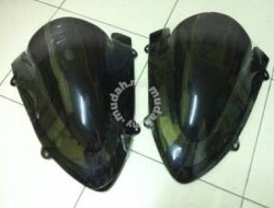 Windshield Kawasaki Ninja 250 Dark Bubble