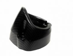 Yamaha y15zr carbon fibre muffler cover exhaust