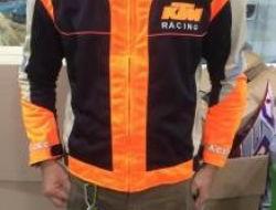 KTM Jacket (Racing Mesh Jacket) Size l