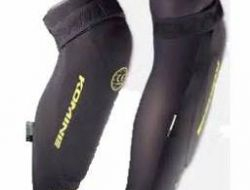 Komine SK-638 CE Support Knee Shin Guard Long