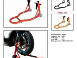 PROFORMANCE Front Fork Paddock stand