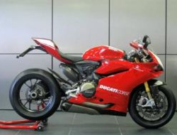 Single Arm Paddock Stand For DUCATI