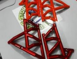 ABS Side Engine Cover Crash Bar Honda RS150R
