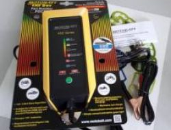 Motobatt Battery Charger FAT BOY 12 v2.0 -FREE POS