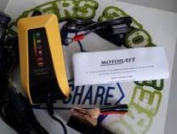 MOTOBATT Water Boy Battery Charger -Free Pos