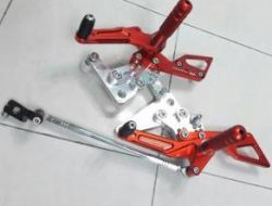 Single Footrace Footrest Race Rest Honda RS150r
