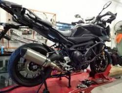 Ekzos Yamaha MT09 Tracer SBK Performance Exhaust