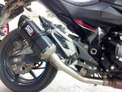 Original SBK Performance ekzos Kawasaki Z800 Z900