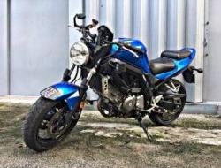 2013 Suzuki SV650 CB400 ER6N MT07 Ducati Scrambler SSH