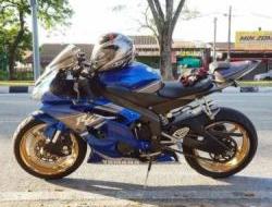 2010 Yamaha R6 (Import Baru Not Recon)