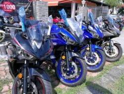 2018 Yamaha R25 (PROMOSI HEBAT)