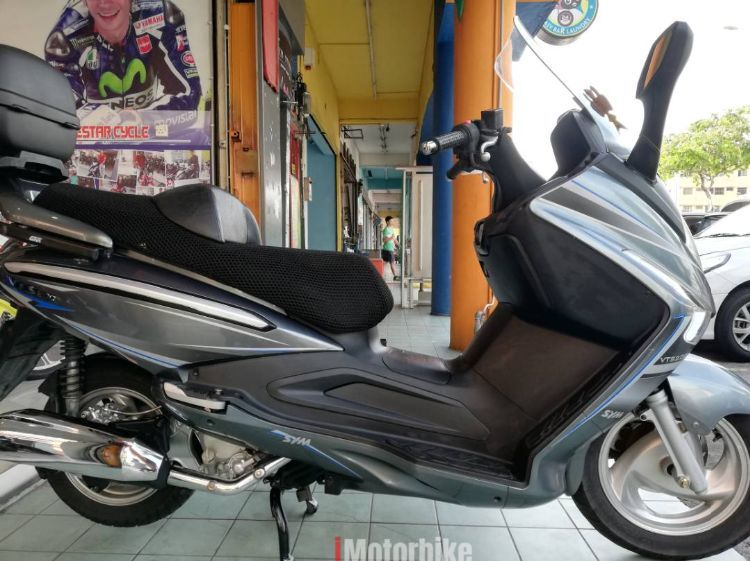 2014 SYM VTS 200 Original Condition Super Save ComeView
