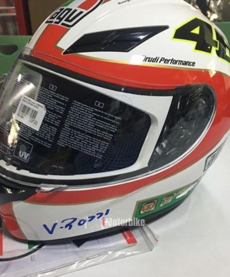 AGV Rossi Icon Size M