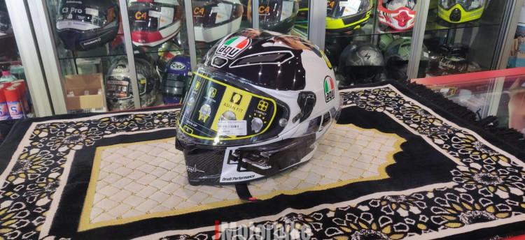 2016 AGV Pista GP R Rossie Misano 2016