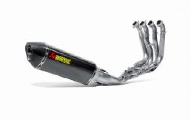 AKRAPOVIC Full System Exhaust Carbon BMW S1000R
