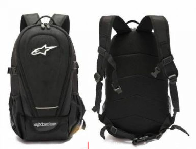 Alpinestars riding backpack with rain cover