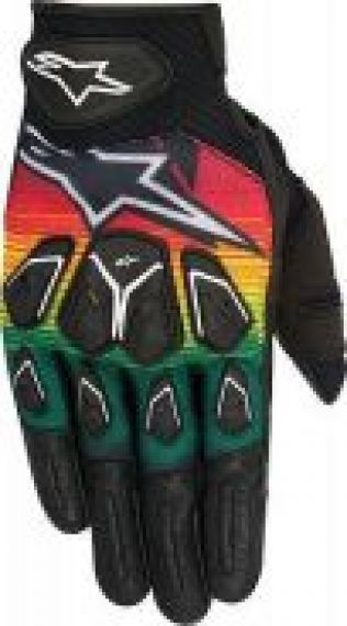Original Alpinestars Masai Semi Leather Glove Size XL