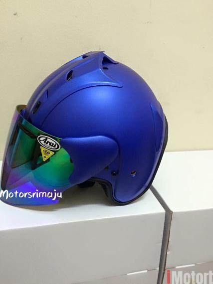 arai ram4 matt blue Helmet limited