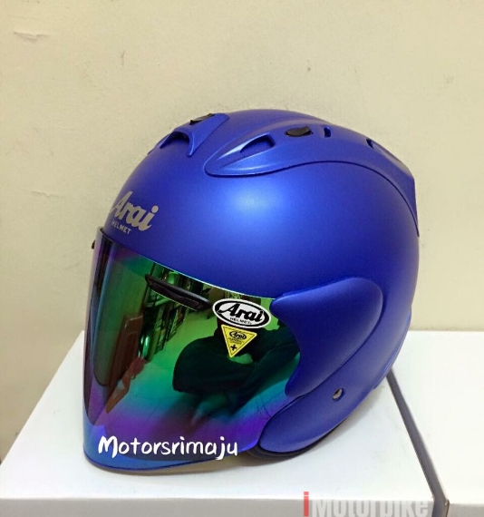 arai ram4 matt blue Helmet limited