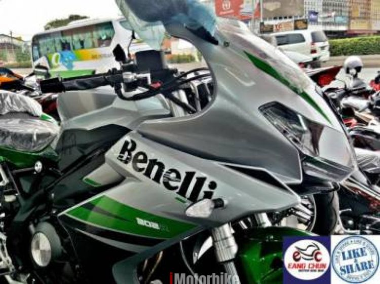 2017 Benelli 302R -300cc - Year End Sales Promotion