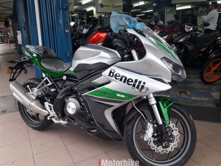 2017 Benelli 302R Ready Stock