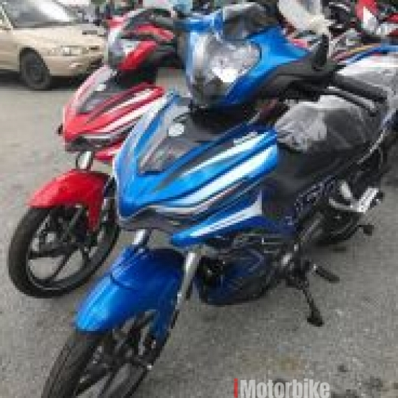 2017 Benelli RFS 150 Harga on the Road Loan Kedai